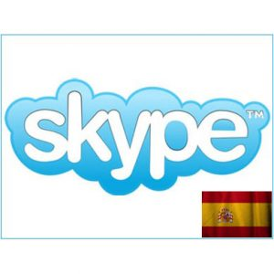 spanish by skype