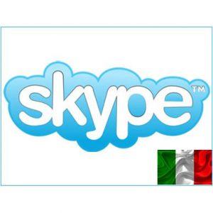 italian via skype
